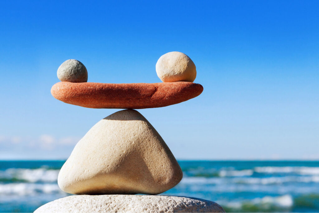 About the balance of inclusion and detachment